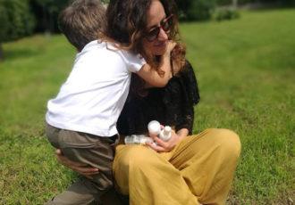 il rapporto mamma e figlio